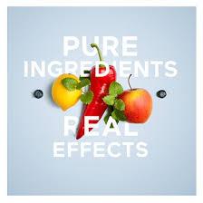 Ingredientes puros eficacia autentica